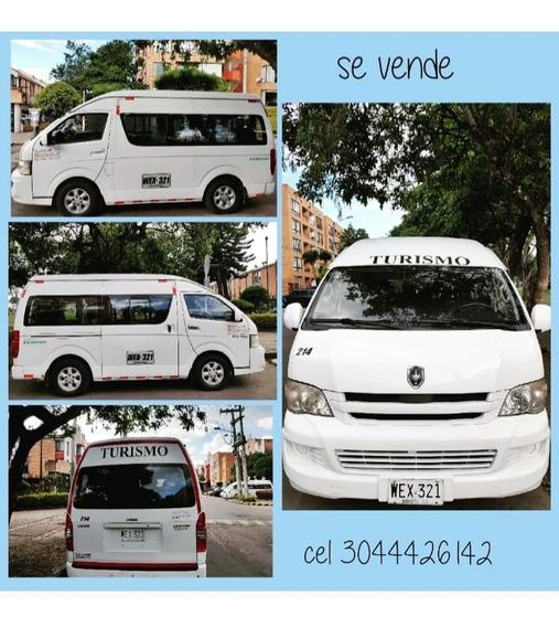 Jinbei Microbus Vans