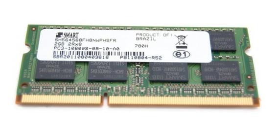Memória Ram 2gb Ddr3 - Notebook Acer Aspire 4535 5250