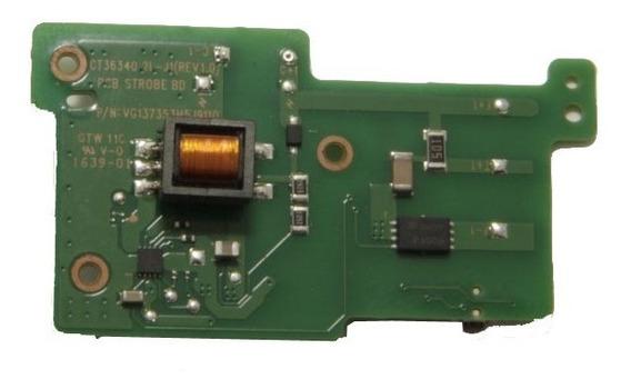 Placa Disparo Flash Câmera Sony Dsc-h400 Ct36340 Strobe