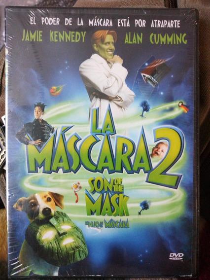 La Máscara 2 (el Hijo De La Máscara). Dvd