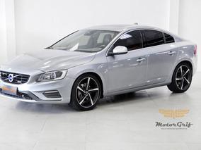 Volvo S60 T6 R-design 3.0 Awd