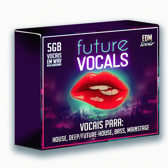 Future Vocals - Sample Pack