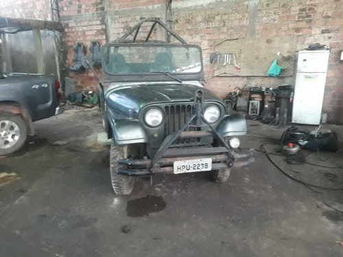 Jeep Willis  1962