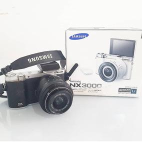 Câmera Digital Samsung Smart Nx3000.
