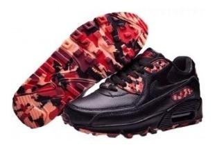 Tênis Nike Air Max 90 Modelos Unissex Estilo Em Couro Frete Grátis