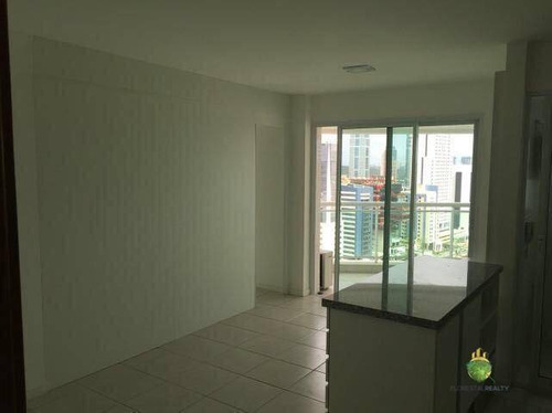Apartamento Com 1 Dormitório À Venda, 47 M² Por R$ 370.000,00 - Caminho Das Árvores - Salvador/ba - Ap1118