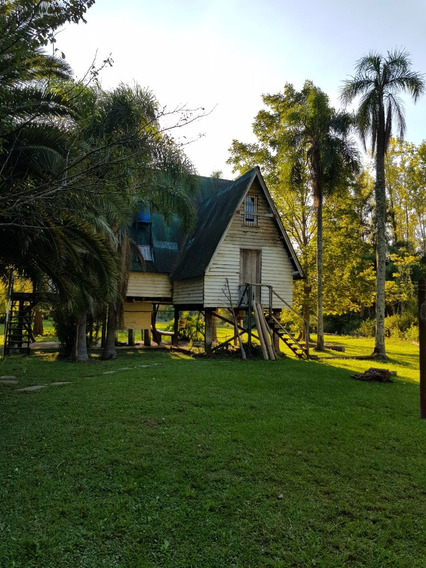 Isla, Casa Parana De Las Palmas, Escobar, Permuta