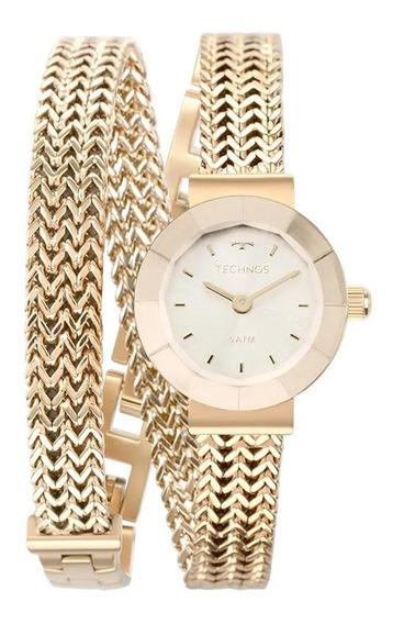 Relógio Technos Feminino Elegance Mini Garantia Nf 5y20ip/4x