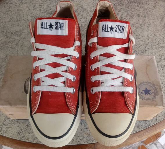 Tênis Converse All Star Low (made In Usa)