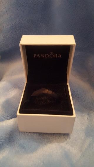 Caja Pandora Original Original 100% Para Charm/arete/anillo.