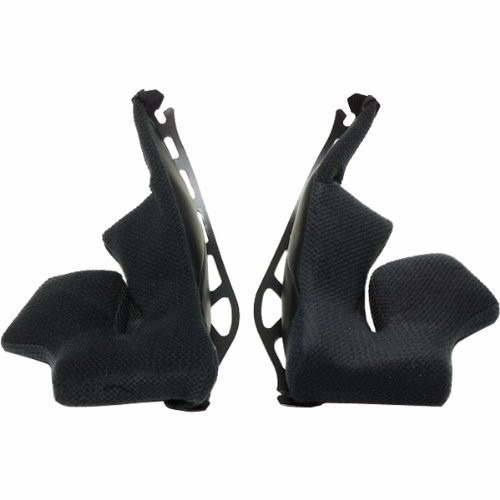 Forros Laterales Internos Shoei Rf-1100 35mm Xs/l53-54_61-62