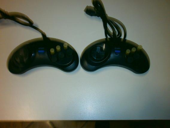 Controle Mega Drive.