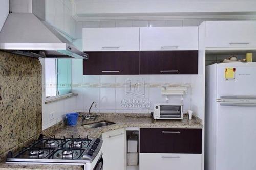 Sobrado Com 2 Dormitórios À Venda, 138 M² Por R$ 460.000,00 - Vila Clarice - Santo André/sp - So4008