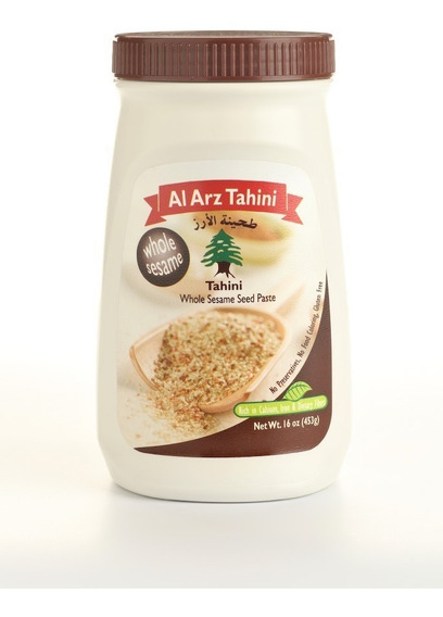 Al Arz Tahini Integral 453 Gr Superfood