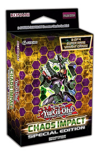 Yu-gi-oh! - Special Edition - Chaos Impact