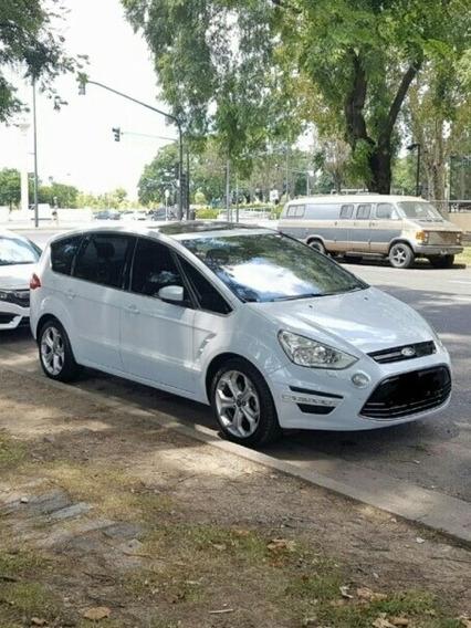 Ford S-max 2.3 Titanium 2015