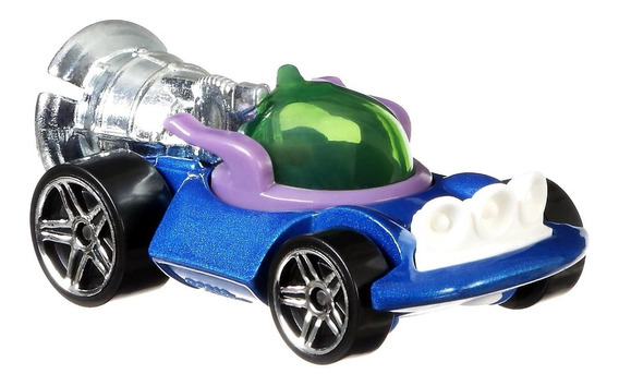 Hot Wheels - Alien - Toy Story - Character Cars - Gcy55