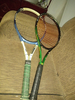 2 Raquete De Tênis -wilson-fischer
