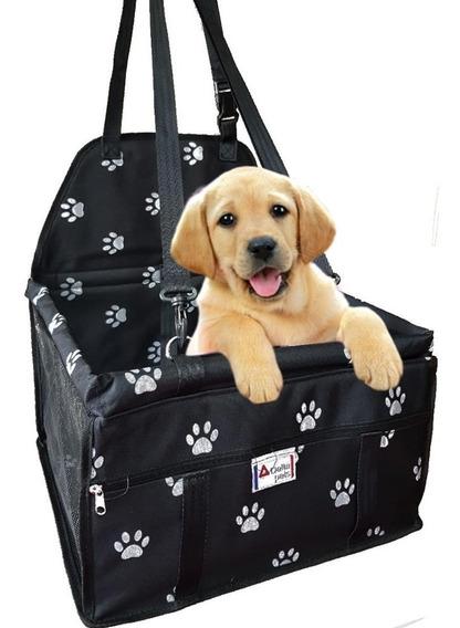 Bolsa Cadeirinha Transporte Cachorro E Gato No Assento Carro