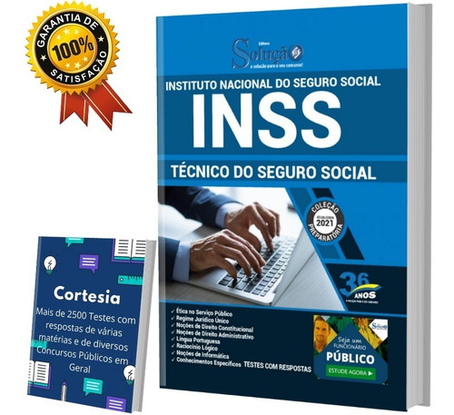 Apostila Solução Inss - Técnico Do Seguro Social