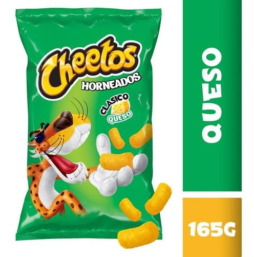 Cheetos Queso 165 Gr   Snacks Pepsico Picadas Cumpleaños
