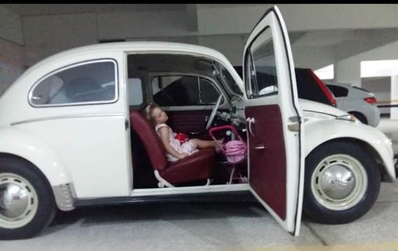 Volkswagen Fusca 1968. Clássico