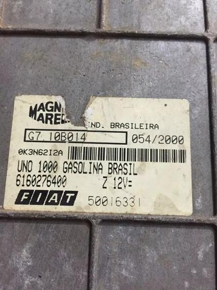 Modulo De Injeção Uno 1000 6160276400 G7 10b014 Original