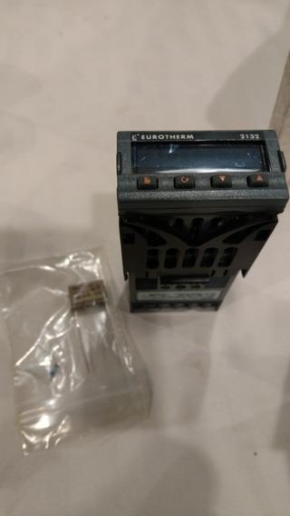 Controlador De Temperatura Eurotherm 2132 Caja Y Manual