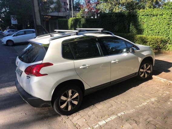 Peugeot 2008 Griffe Thp - Garantia Até Dez/2021