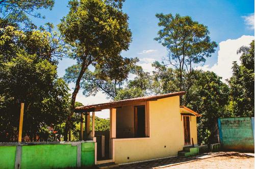 Chácara Com 3 Dormitórios À Venda, 9000 M² Por R$ 700.000,00 - Zona Norte - São José Dos Campos/sp - Ch0061