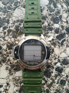 Reloj Citizen Aqualand