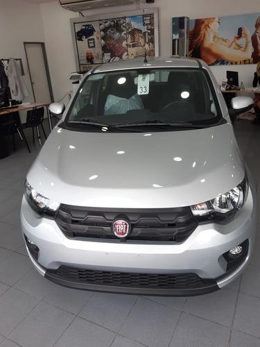 Fiat Mobi Retira Con 412 Mil Y Cuotas A Tasa 0 % Toma/usados