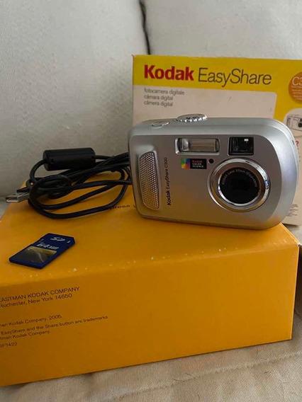 Câmera Digital Kodak Easyshare C300