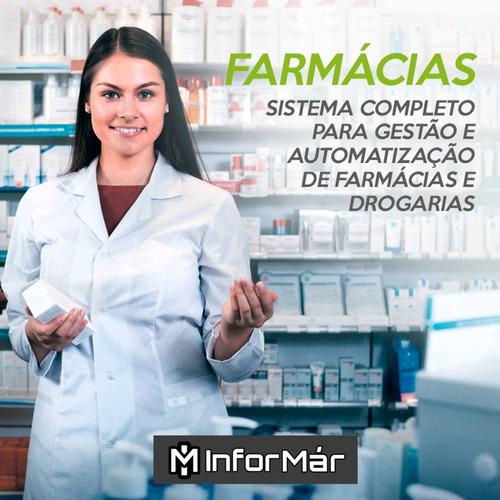 Imagem 1 de 1 de Sistema De Automação De Farmácia Para Emissão De Nf-e Nfc-e
