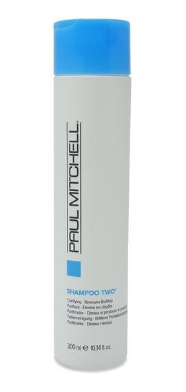 Shampoo Paul Mitchell Two Clarifying 300ml + Brinde