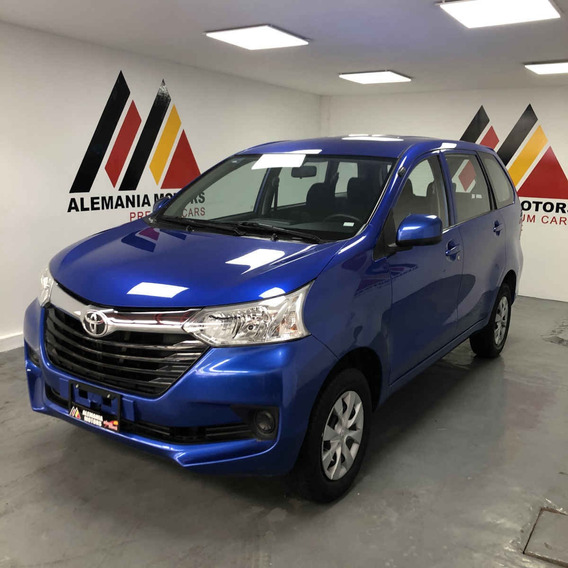 Toyota Avanza 2017 Le At