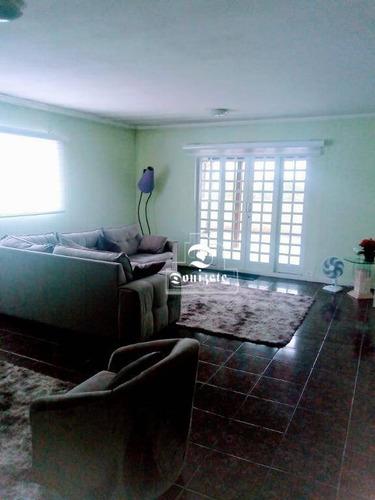 Sobrado À Venda, 234 M² Por R$ 500.000,00 - Parque Gerassi - Santo André/sp - So1470