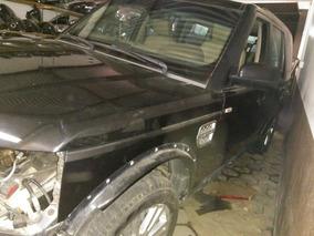 Sucata Para Retirada De Peças Land Rover Discovery 4 2010