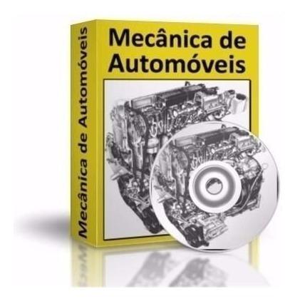 Curso De Mecânica Carros Com 13 Dvds De Vídeo Aulas Cód. 52