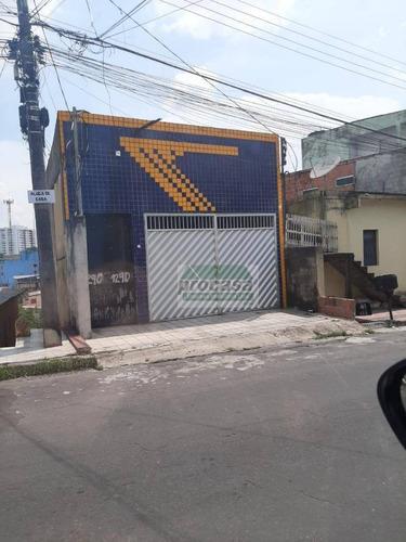 Imagem 1 de 7 de Casa Com 2 Dormitórios À Venda, 200 M² Por R$ 285.000,00 - Praça 14 De Janeiro - Manaus/am - Ca3980