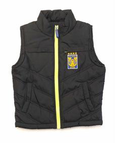 Ropa Para Niño Chaleco Club Tigres Uanl Oficial