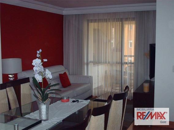 Apartamento Com 3 Dormitórios Para Alugar, 88 M² Por R$ 3.500,00/mês - Vila Leopoldina - São Paulo/sp - Ap0162