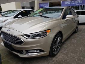 Ford Fusion 2.0 Titanium At 2017 Credito