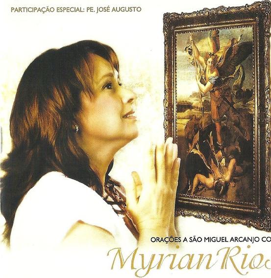 Cd - Myrian Rios - Orações A São Miguel Arcanjo