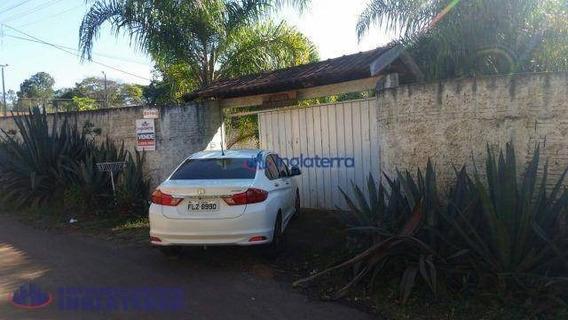Chácara Residencial À Venda, Jardim Alto Do Cafezal, Londrina - . - Ch0023