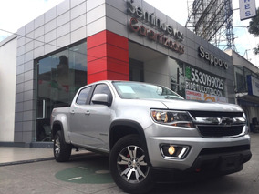 Chevrolet Colorado 3.6 Paq. C 4x4 At 2017 Seminuevos Sapporo