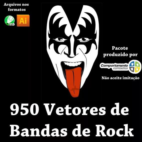 950 Vetores De Bandas De Rock, Impressão Imagens Vetorizadas