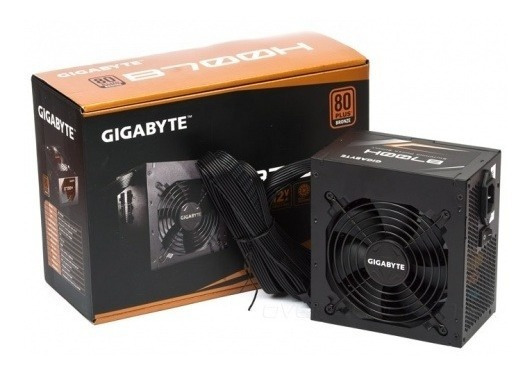 Fuente De Poder Gigabyte 700w Bronce Certificada Modular