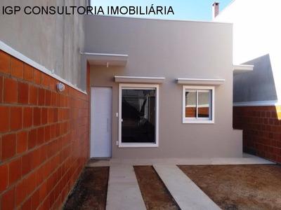 Casa Para Venda, Jardim Dos Colibris, Indaiatuba Em Construção - Ca04672 - 4526384
