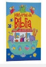 Historias Da Biblia - Livro Interativo C Trad. Silvia Reinh